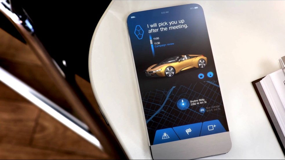 The BMW i Vision Future Interaction - BMW Group