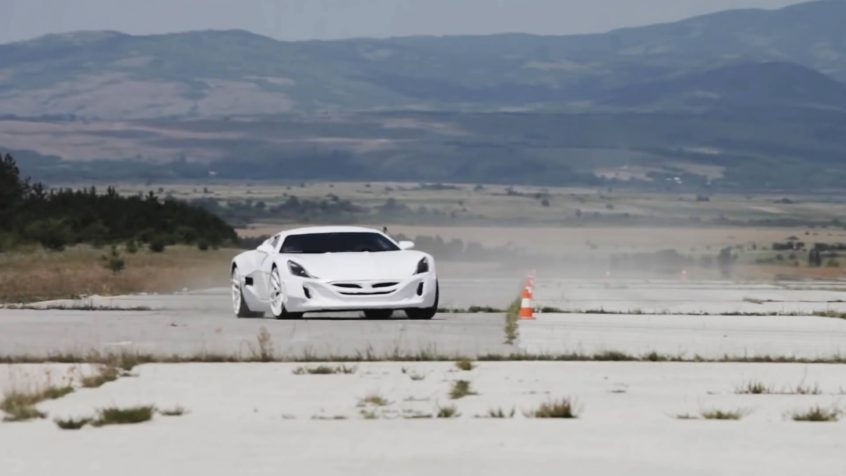 Rimac Automobili thanks the Ministry of Defence