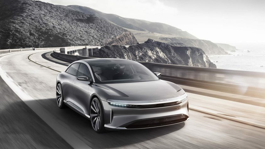 Lucid Air Unveiling