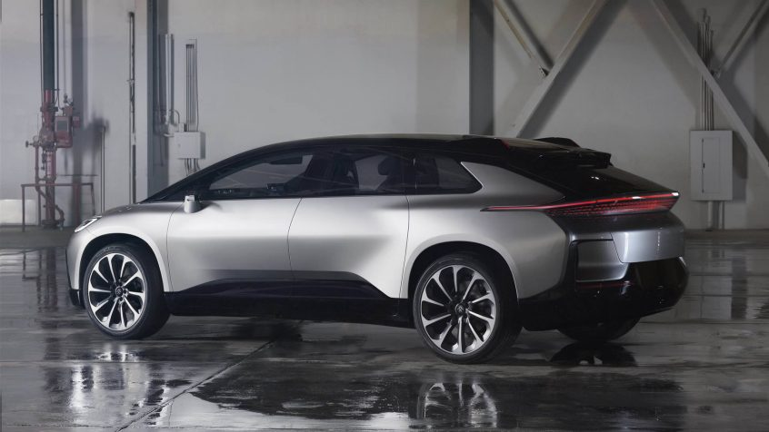 FF 91 | A New Breed of Electric Vehicle