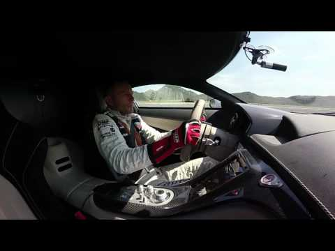 Testing the Concept_One on Grobnik Racetrack with Juraj Šebalj