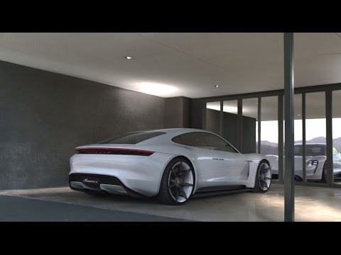 Concept Study: Mission E – Performance concept