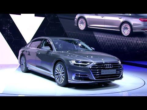 Audi IAA 2017 – Press Conference