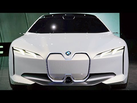 BMW i5 Concept (2021) The BMW i Vision Dynamics