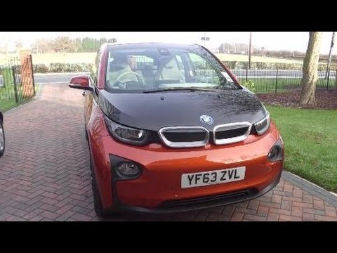 Living with the BMW i3 – A real 'life' Test Drive